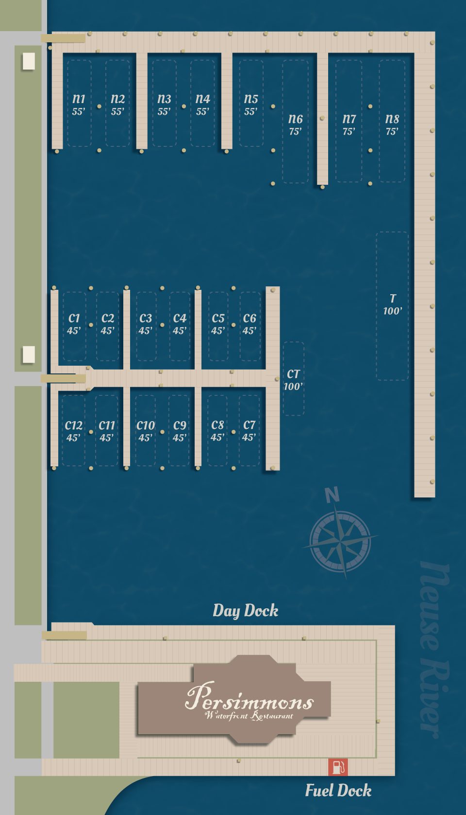 dock-map