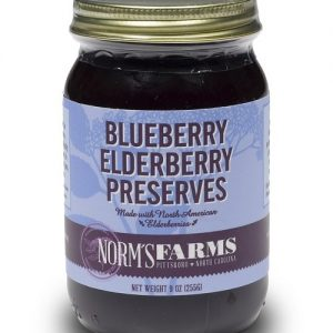 Norms_Farms_Blueberry_Elderberry_Preserves