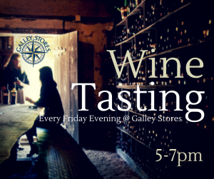 WIne-Tasting-Galley-Stores-New-Bern